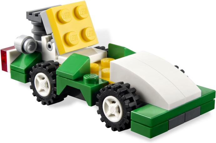 test lego la mini voiture 6910 le blog de thelone. Black Bedroom Furniture Sets. Home Design Ideas