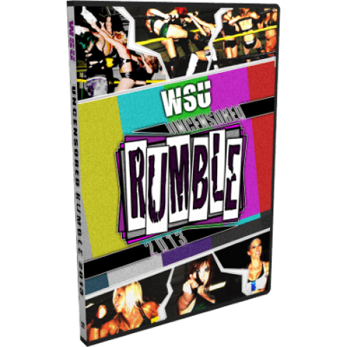 WSUUncensoredRumble2013